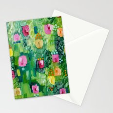 Abstract 89 Stationery Cards