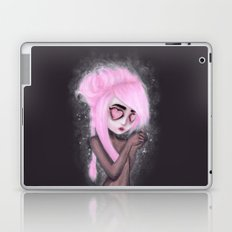 eyes and heart all empty Laptop & iPad Skin