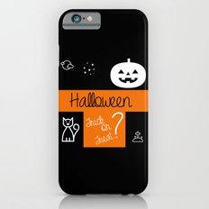 halloween! iPhone 6s Slim Case