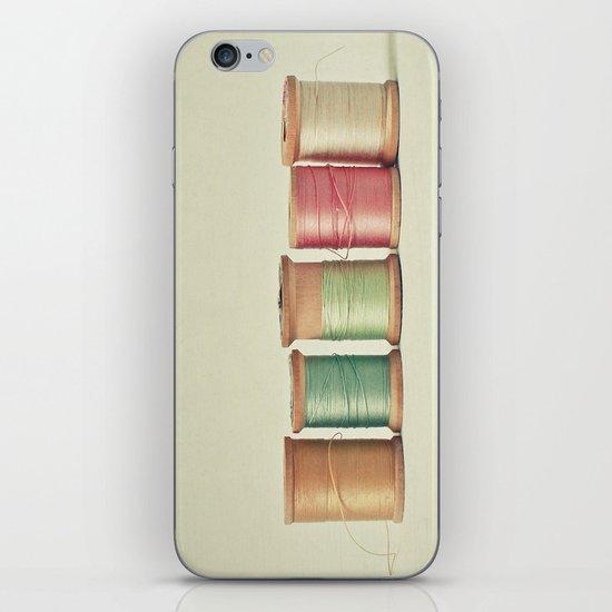 Five in a Row iPhone & iPod Skin