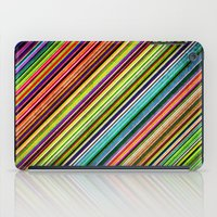 Stripes II iPad Case