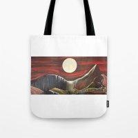 Gaia And Luna Grande Tote Bag