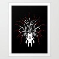 Karma Fairy [LIGHT] Art Print