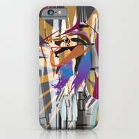 iPhone & iPod Case featuring she have revenge by Ataxk SieSeiS