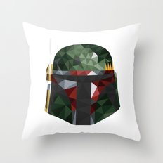 Bobs Throw Pillow