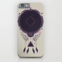 iPhone Cases featuring Cosmic Dreaming by Hector Mansilla