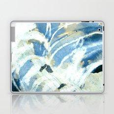 black ink top Laptop & iPad Skin