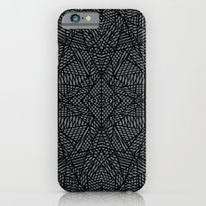 Ab Lace Black and Grey iPhone 6 Slim Case