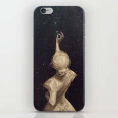 The Old Astronomer  iPhone & iPod Skin