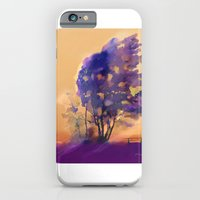 Huron Sunset iPhone 6 Slim Case