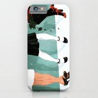 Three Marlenas iPhone 6 Slim Case