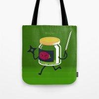 A&A - Ninjar. Tote Bag
