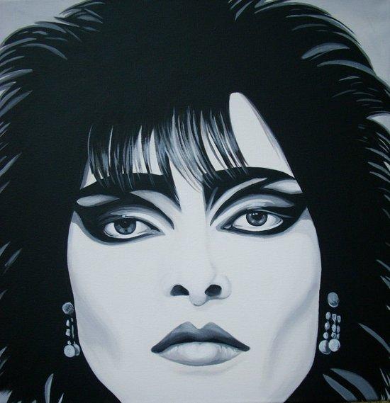 Siouxsie Muse Art Print