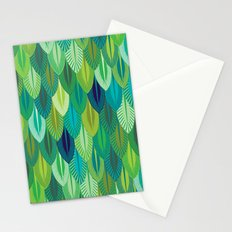 Aztec Armor Stationery Cards