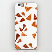 PIZZAS iPhone & iPod Skin
