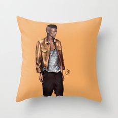 Bellwars Throw Pillow