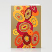 Banana Peppers Stationery Cards