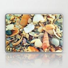 Shell Beach Laptop & iPad Skin