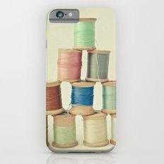 Cotton Slim Case iPhone 6s