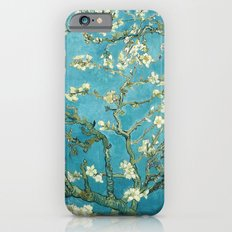 Almond Blossoms by Vincent van Gogh iPhone 6 Slim Case