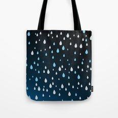 Rain Rain Rain Tote Bag