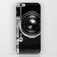 Camera Cover iPhone & iPod Skin