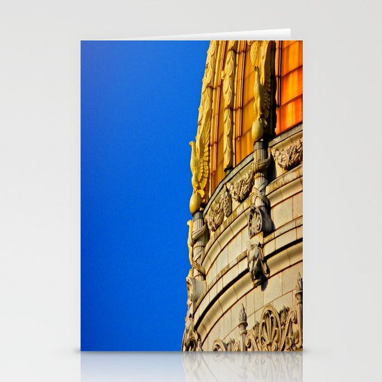 Westmoreland County Courthouse Dome Stationery Card