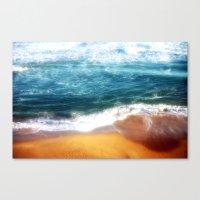 Colourful Seascapes Canvas Print