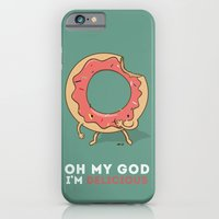 iPhone & iPod Case featuring Oh my god, i'm delicious! by Manolibera