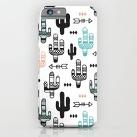 Indian Summer Cactus Gar… iPhone 6 Slim Case