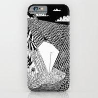 Bird Crossing Over The F… iPhone 6 Slim Case