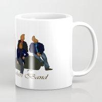 The Almond Brothers Band Mug