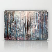Blue Away Laptop & iPad Skin