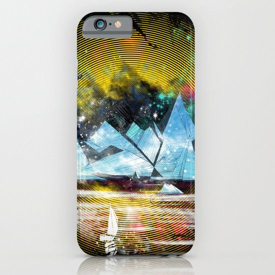 iceland islands iPhone & iPod Case