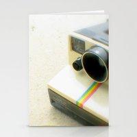 Polaroid Camera Stationery Cards