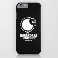 Baaadass the Sheep iPhone 6 Slim Case