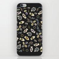 Fish Tales iPhone & iPod Skin