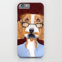 Mr. Retired iPhone 6 Slim Case