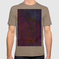 Upon the Arches Mens Fitted Tee Tri-Coffee SMALL