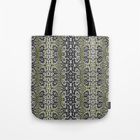 Lacy Seas Tote Bag
