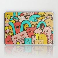 Doodleicious Laptop & iPad Skin
