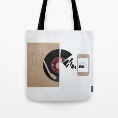 music today Tote Bag