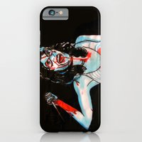 iPhone & iPod Case featuring Suspiria  by Christopher Chouinard