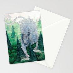 Jungle Cat II Stationery Cards