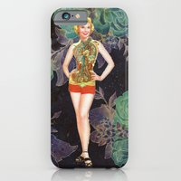 iPhone & iPod Case featuring Women in Society 2 by Paula Morales