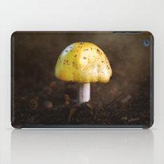 Little Yellow Mushroom iPad Case
