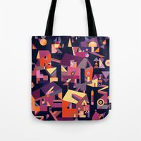 Structura 9 Tote Bag