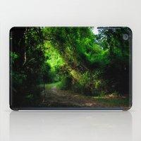 A Lost Alley Way iPad Case