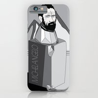 iPhone & iPod Case featuring micky by bRIZZO