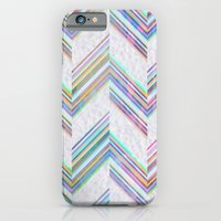 Lilli Chevron {light} iPhone 6 Slim Case